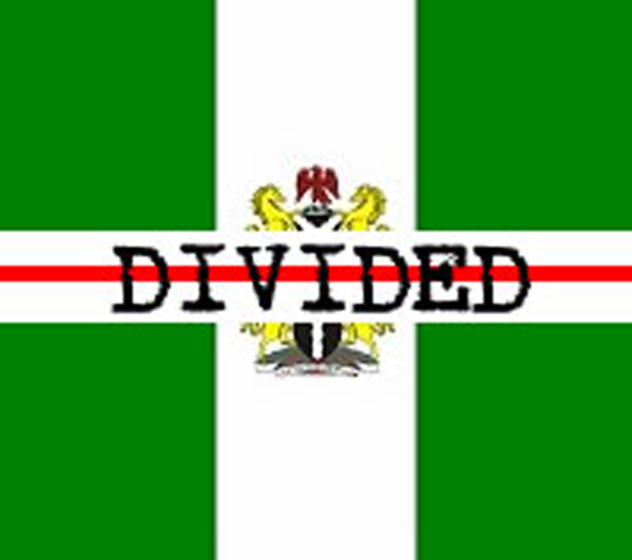 Image result for photos of divided nigeria