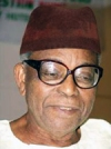 Nigerian Political Independence and Pro-democracy Icon- Chief AnthonyEnahoro