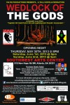 FOR IMMEDIATE RELEASE-  'WEDLOCK OF THE GODS' MAKES ITS DEBUT INATLANTA